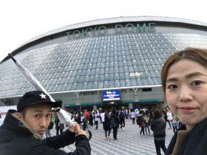 東京ドーム⚾️
