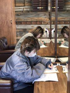 出勤日は、必ず勉強!!