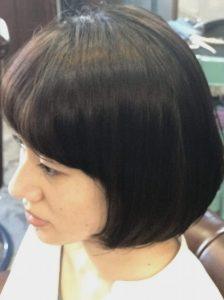 じゃ〰ん❣️ 前髪も増やして❣️