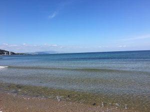 淡路島の海は凄い綺麗でしたよ☆