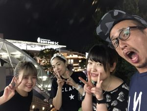 営業後✨SCの広場へ!!