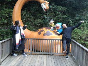 寺田家と、恐竜!!!