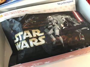スターウォーズのパッケージがかっこいいです!!!