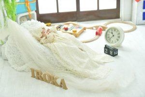 IROKA☆★産まれた日の日付まで用意してくれました♪