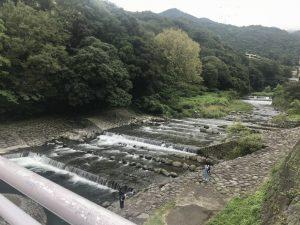 綺麗な川でした🙆🏻♀️